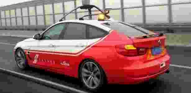 Empresa de tecnologia chinesa revela plano ambicioso para testar introdução de veículos autônomos para cidade de 700 mil habitantes - Baidu