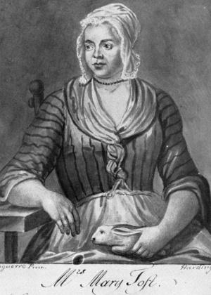 Mary Toft acreditava que havia dado à luz coelhos