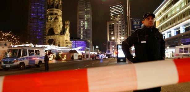 Alguns países instalam barreiras em regiões de grande concentração de pessoas para evitar ataques