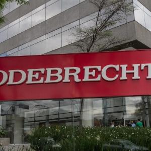 Fachada do prédio da Odebrecht na região oeste de São Paulo