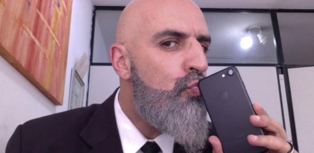 Eduardo Gasser, advogado, fã da Apple - Divulgação