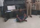 Indiano é preso acusado de furtar 120 TVs de hotéis nos últimos quatro meses - BANGALORE POLICE