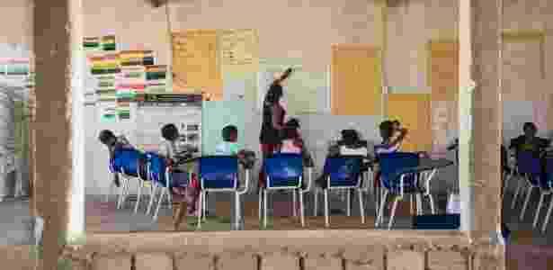 Escola quilombo 1 - Fernando Martinho/Repórter Brasil - Fernando Martinho/Repórter Brasil