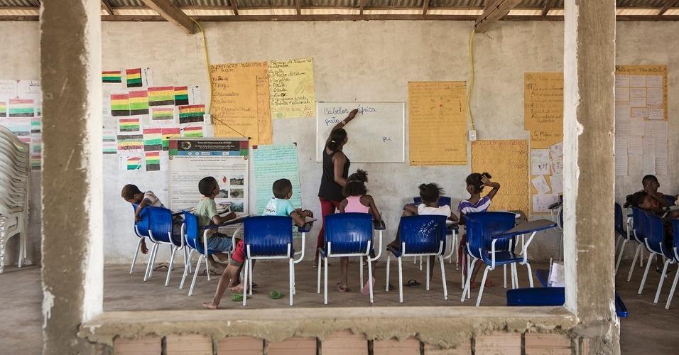 Refletir sobre a importância da cultura e da espiritualidade de seus ancestrais é o ponto de partida para a valorização da identidade quilombola na escola