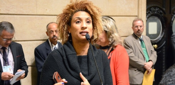Assassinato de Marielle Franco provocou debate sobre direitos humanos nas redes sociais - Renan Olaz/CMRJ