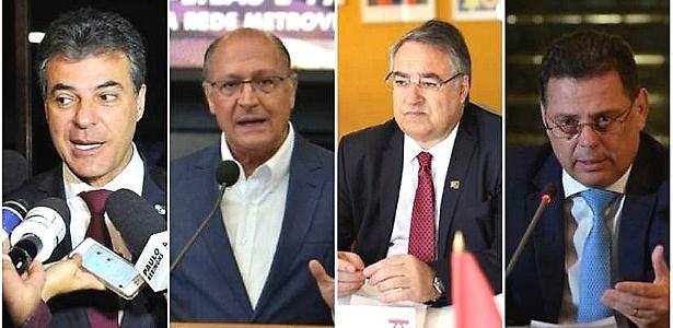 Beto Richa, Geraldo Alckmin, Raimundo Colombo e Marconi Perillo perderam foro privilegiado