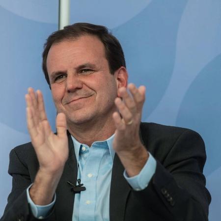 Ex-prefeito do Rio, Eduardo Paes segue internado depois de sofrer princípio de enfarte - Folhapress