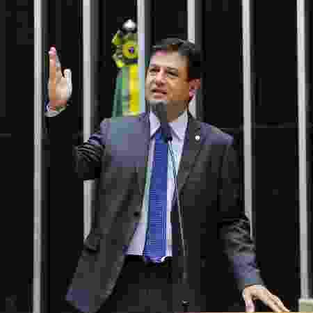 4.out.2017 -  O ministro da Saúde, Mandetta - Luis Macedo/Câmara dos Deputados