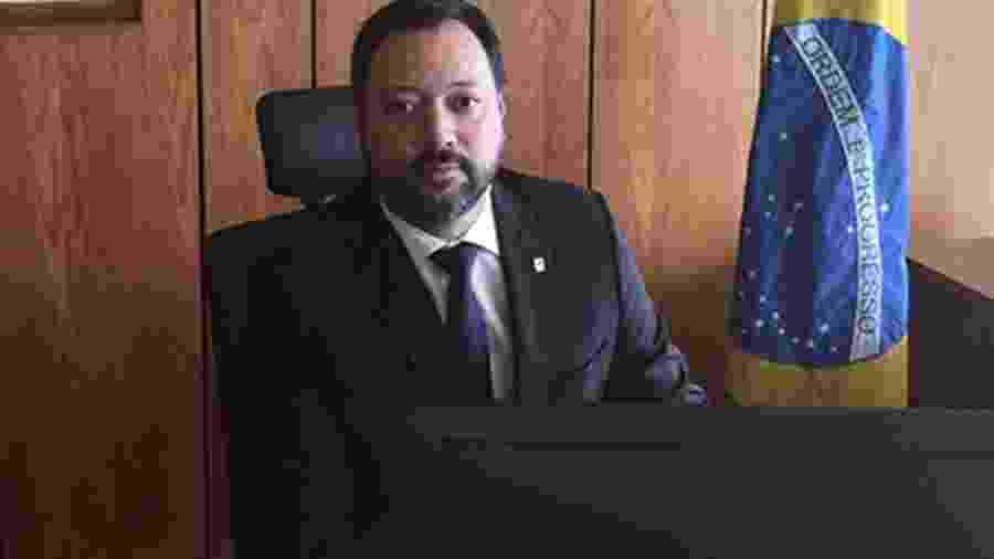 Alexandre Ribeiro Pereira Lopes, novo presidente do Inep - Divulgação/Arquivo Pessoal/MEC