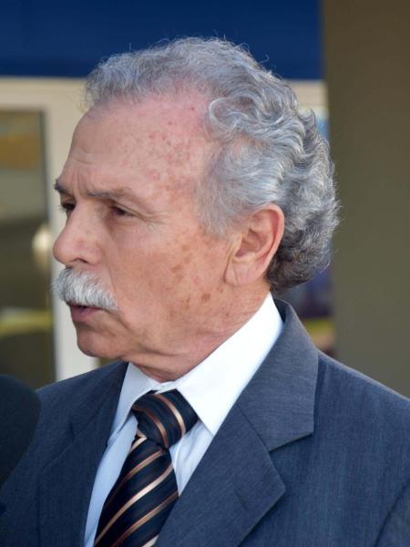 O agora ex-diretor do Inpe Ricardo Magnus Osório Galvão - Rodolfo Moreira /Futura Press