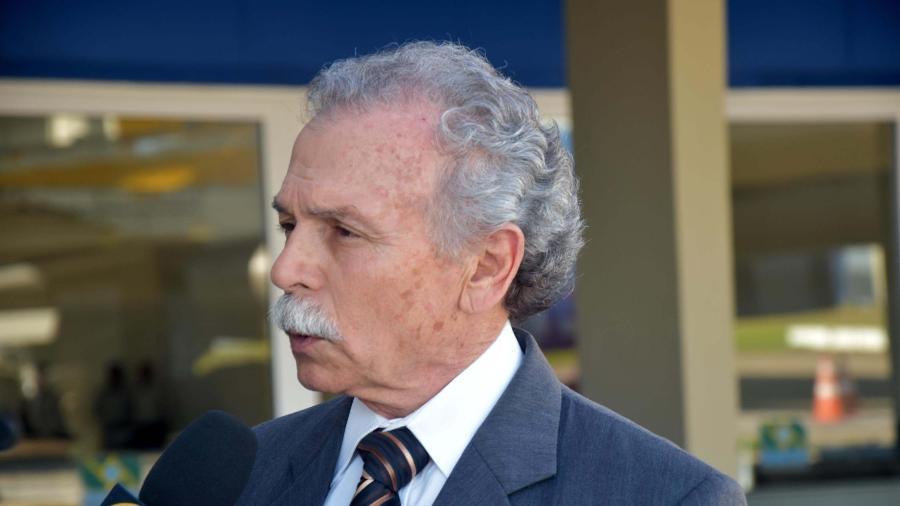 O diretor do Instituto Nacional de Pesquisas Espaciais (Inpe), Ricardo Magnus Osório Galvão - Rodolfo Moreira /Futura Press