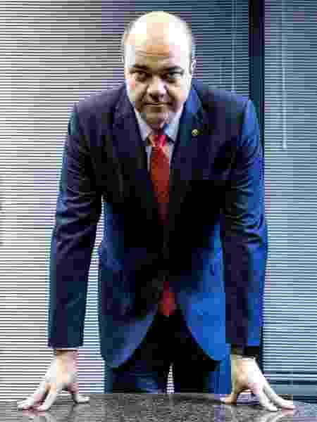 Ronaldo Fleury, procurador-geral do Trabalho - Simon Plestenjak/UOL