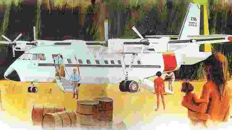 EMB-500 Amazonas, que poderia atingir a velocidade máxima de 500 km/h - Revista Flap - Revista Flap