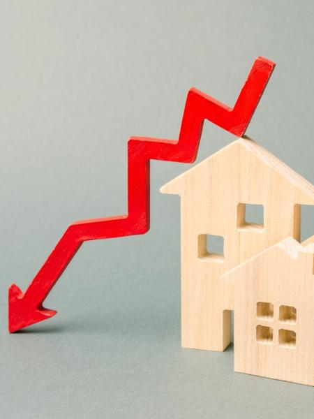 Pandemia, alta de juros e discussão sobre imposto sobre dividendos estão afetando desempenho dos fundos imobiliários - Getty Images