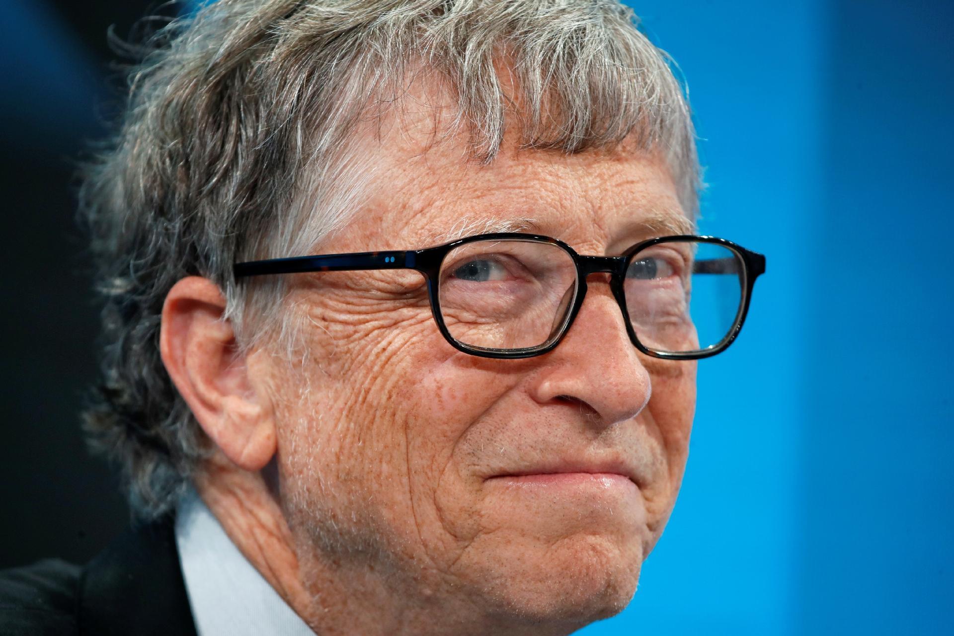 Bill Gates anuncia que vai se afastar da diretoria da Microsoft -  13/03/2020 - UOL TILT