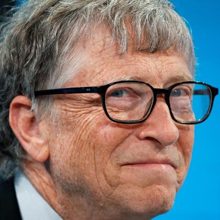 Bill Gates querer controlar a humanidade com microchips implantados? Fake news... - Arnd Wiegmann / Reuters