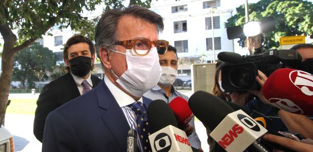 Empresário depôs à PF | Marinho diz que Bebianno e demissão de Moro o motivaram a acusar Flávio