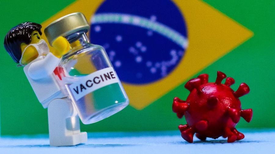 Ao todo, nove mil voluntários de seis estados participarão de testes da chamada CoronaVac - Cadu Rolim/Fotoarena/Estadão Conteúdo