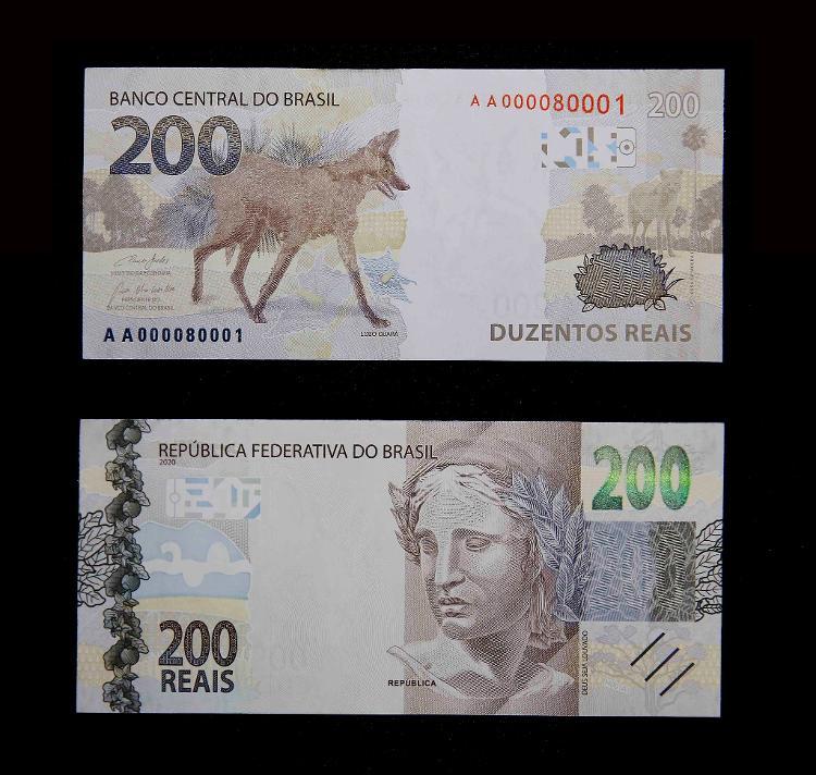 R$ 200 - Divulgação/Banco Central - Divulgação/Banco Central