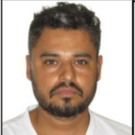 """Robson Sampaio de Lima, chamado de """"Tubarão"""" e """"Alemanha"""", apontado como contador do PCC - Reprodução"""