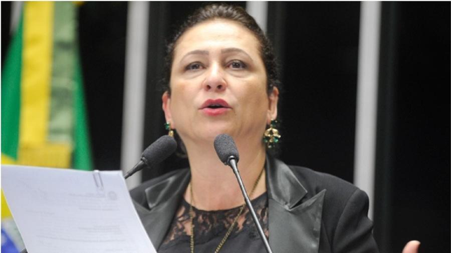 Na avaliação da parlamentar, o Brasil terá maior facilidade do que os Estados Unidos para cortar em 50% a meta de emissões de gases estufa  - Moreira Mariz/Senado