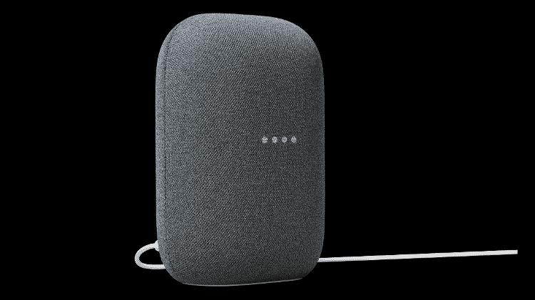 Google Nest Audio funciona com o Google Assistente - Divulgação - Divulgação