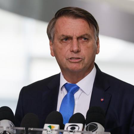 Jair Bolsonaro nomeou Márcio Nunes de Oliveira como secretário-executivo do Ministério da Justiça - Isac Nóbrega/Presidência da República