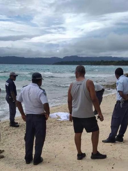 Corpo de filipino encontrado por polícia de Vanuatu testa positivo para covid-19 - Reprodução/ Facebook/ Rádio Yumi Talem