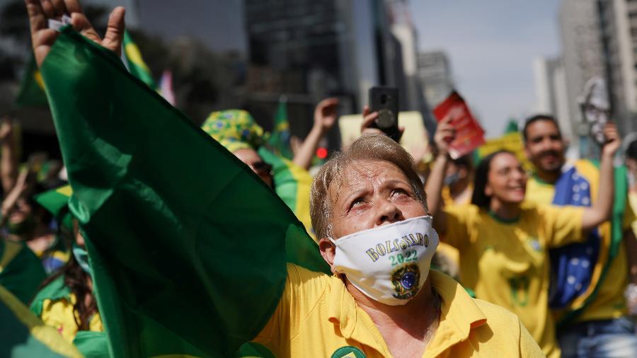 Apuração pretende verificar quem custeou despesas para manifestantes irem aos atos de 7 de setembro - Por Ricardo Brito