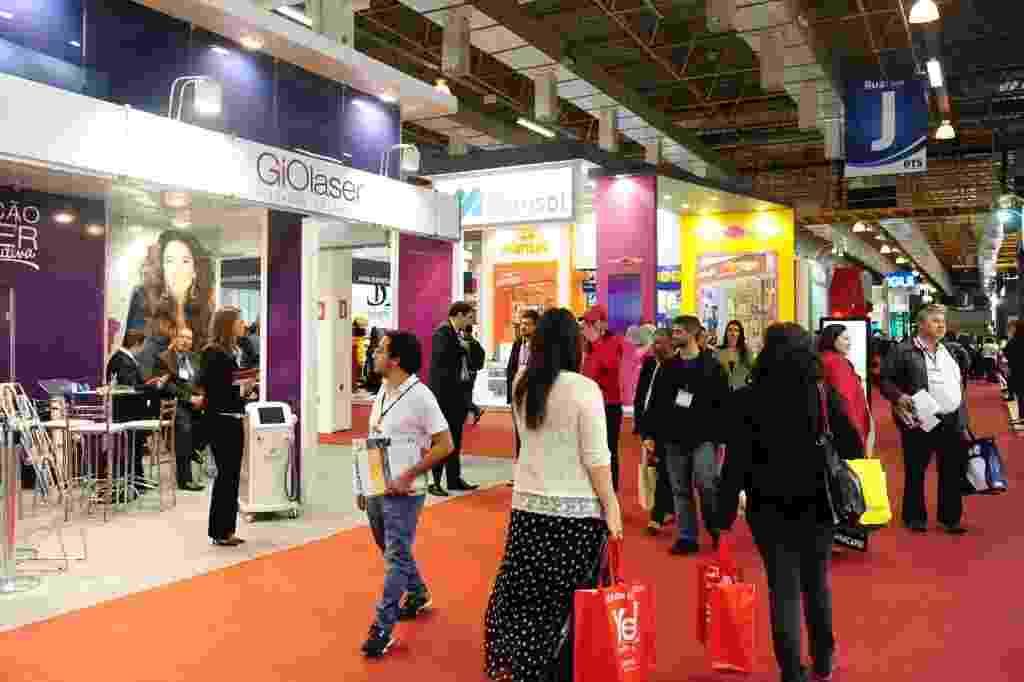 ABF Expo Franchising 2015, feira de franquias da ABF - Junior Lago/UOL