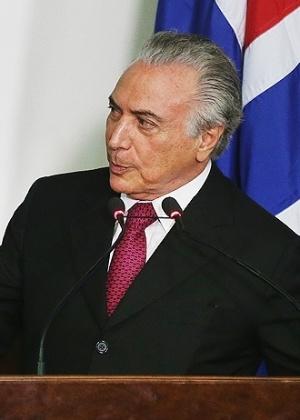 Michel Temer, vice-presidente da República