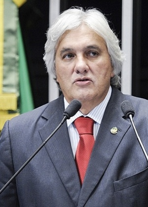 O senador Delcídio Amaral (PT-MS)