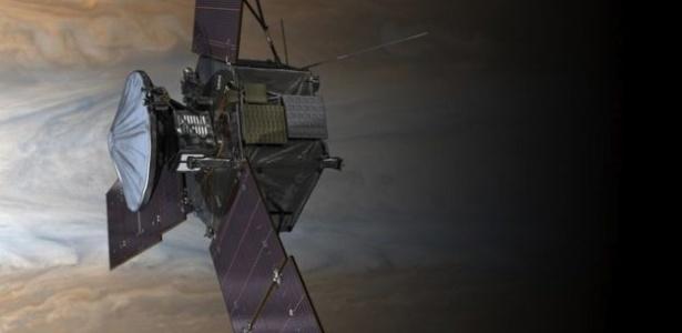 A sonda Juno foi lançada em 5 de agosto de 2011