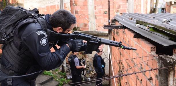 Operação Onerat, no Rio de Janeiro, visava combater roubo de carga e tráfico de drogas