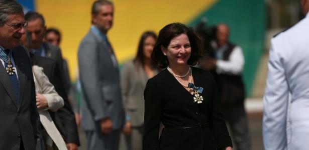 Raquel Dodge (PGR), em Brasília