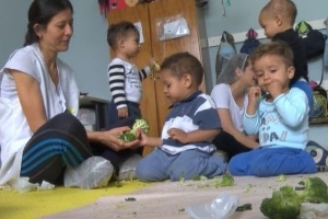 A geração que pode viver menos que os pais porque não sabem comer --e como reverter a tendência (Foto: BBC)