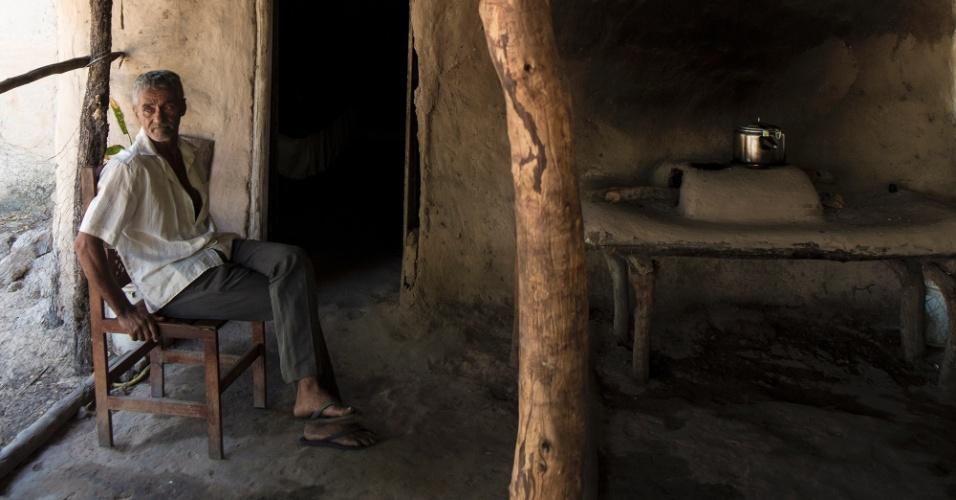 Localizada na divisa com Tocantins, em Aldeia não chegaram energia elétrica nem posto de saúde