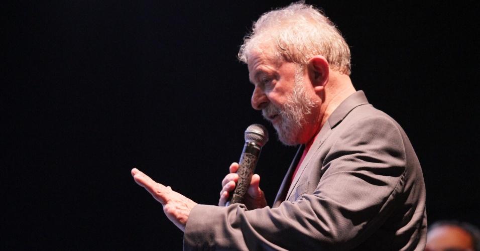 2.arb.2018 - Ex-presidente Lula participa de ato no Rio de Janeiro