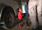 Imigração nos EUA: a política de tolerância zero e o drama das crianças na fronteira - John Moore/Getty Images/AFP