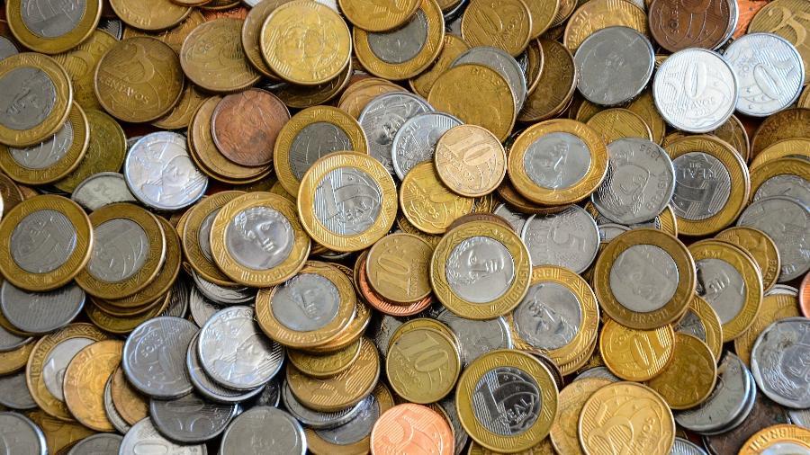 Uma das moedas será em cobre e a outra, em cuproníquel - Marcelo Fonseca/Folhapress