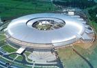Ciência: Brasil inaugura o Sirius, o maior acelerador de partículas de luz síncrotron do mundo - HO / CNPEM / AFP