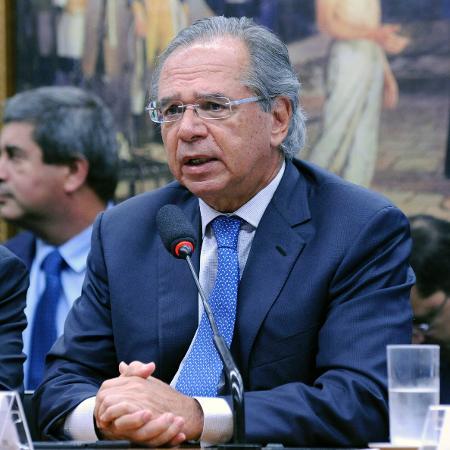 Paulo Guedes, ministro da Economia - Cleia Viana/Câmara dos Deputados