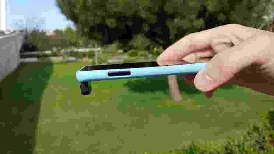 Câmera do Zenfone 6 tira fotos de formas inusitadas e se destaca nas panorâmicas - Rodrigo Trindade/UOL