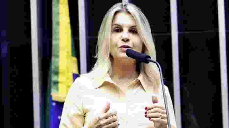 Soraya Manato citou partidos que teriam utilizado candidatos de fachada em 2018 e colocou PSL na lista - Divulgação/Câmara dos Deputados