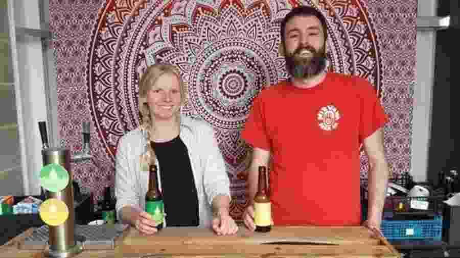 Becky Kean e Andrew Keresey - BBC