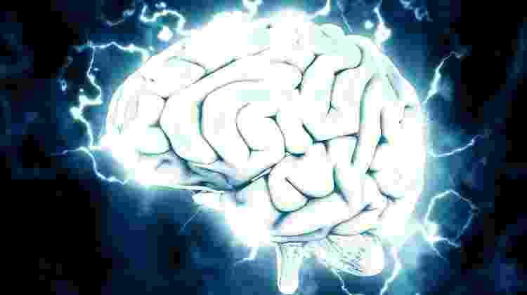 cérebro e ondas elétricas - Pete Linforth/ Pixabay - Pete Linforth/ Pixabay