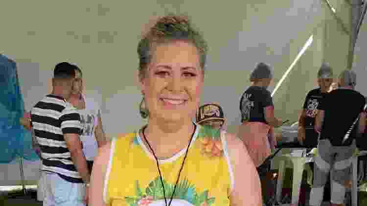 Silvia é fundadora e presidente do bloco evangélico que desfila no Carnaval de São Paulo - Felipe Pereira