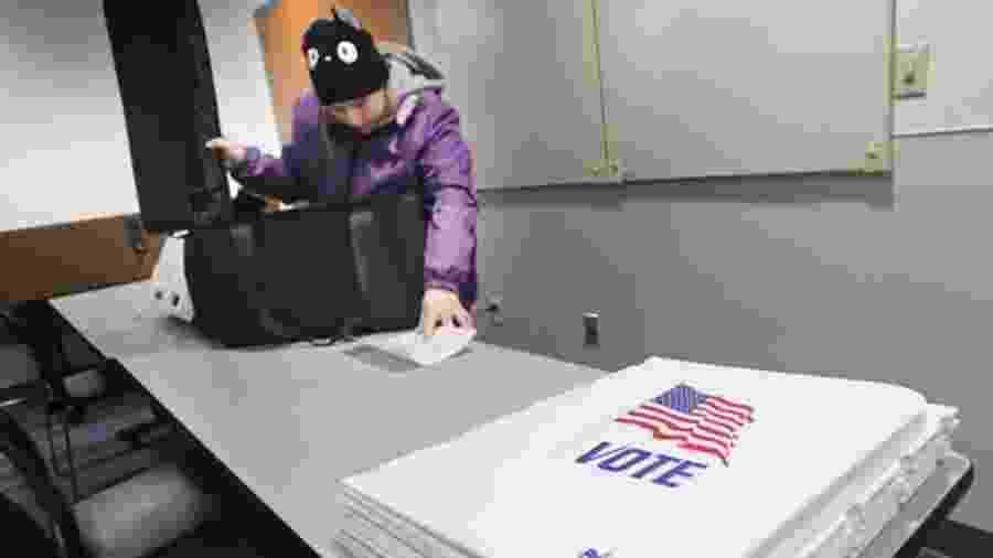 Pandemia do coronavírus pode causa o adiamento das eleições presidenciais nos EUA - EPA