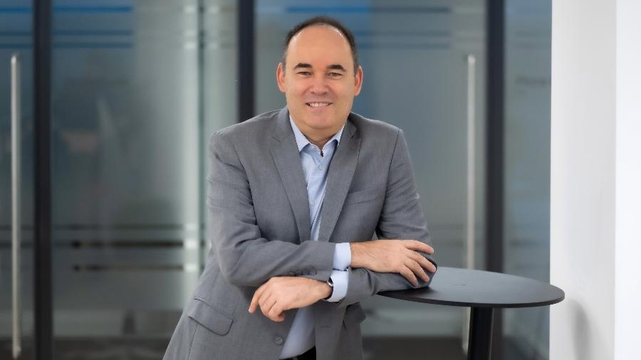 Eduardo Ricotta, CEO da Ericsson para o Cone Sul da América Latina: ligação para os funcionários durante a pandemia - Neil Palmer (Divulgação)/Ericsson