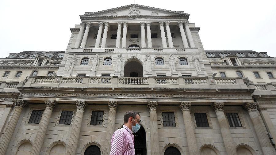 Londres seguirá como centro financeiro global pós-Brexit, diz presidente do BoE - TOBY MELVILLE